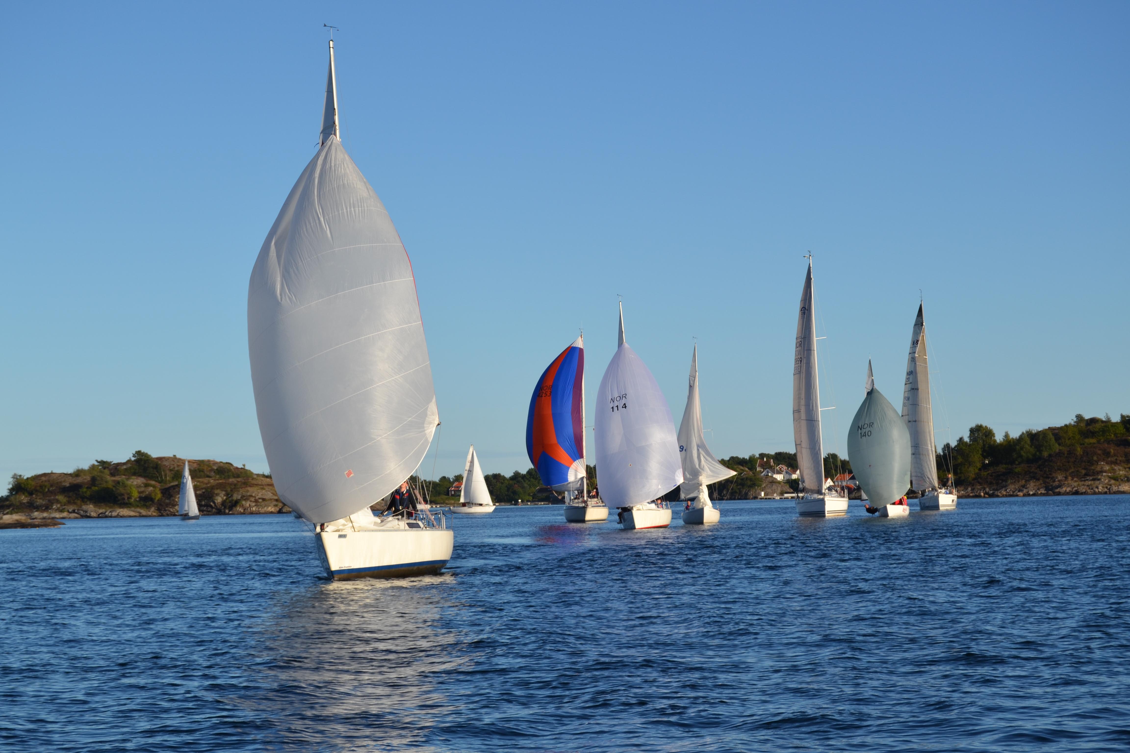 Seilingsbestemmelser og terminlista 2015 for tur og hav gruppa