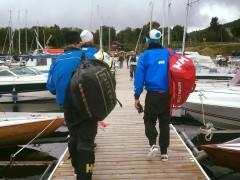 Team ASF viste konkurrentene ryggen på åpningsdagen