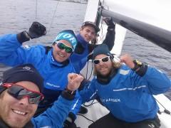Team ASF vant kvalifiseringen i Ålesund