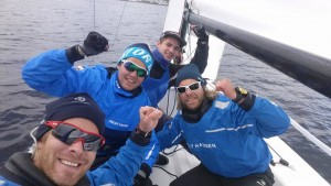 ASF inviterer til treningssamling i regi av Bjørn og Petter Mørland Pedersen med uttak av U22 seilere til Seilsportsligaen 2016