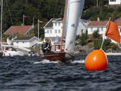 APL Race 2018 – NM for BB11 blir eneste klasse i året regatta